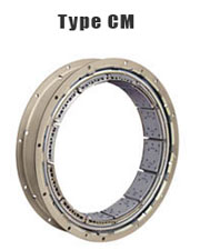 Clutches and brakes from Eaton-Airflex - see L D Beston Australia